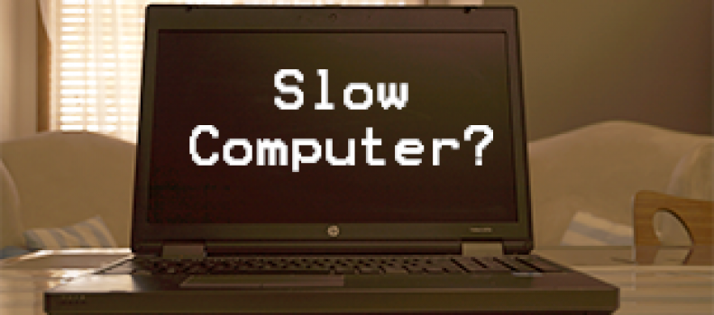 4 ways to speed up your PC